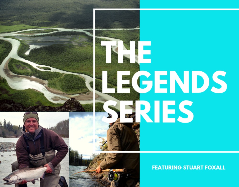 Stuart Foxall for Trout Country Legend Series